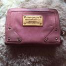サマンサタバサ 折財布