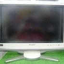 【ハンズクラフト博多店】シャープ 液晶TV 20型 2007年製 ...
