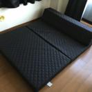 ダブルサイズソファーベッド売ります。