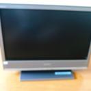 SONYの20v液晶テレビ