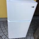 ハイアール 冷蔵庫 JR-N106H Haier 2014年製 106L