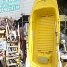 プラスチックボート中古リョービ免許船検不要