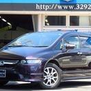 【誰でも車がローンで買えます】H19 オデッセイ M 紫 完全自社...