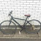 ロードバイク  ブラックxブラウン ドッペルギャンガー 404