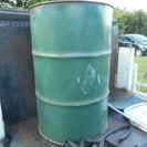 中古 ドラム缶 200リットル