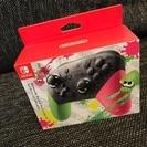 Nintendo Switch Proコントローラー スプラトゥー...