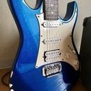 Ibanez - 学費が払えなくなった留学が愛棒のギターを売ります。