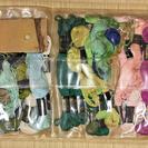 手芸用品 刺繍糸、枠、ファスナー、ボタン、バイアステープ