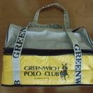 Greenwich polo club 2段式クーラーバック/未使用