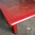 漆塗り(だったはず)の座卓_テーブル