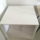 IKEA 白テーブル
