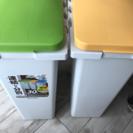 アイリスオーヤマ ゴミ箱 2個