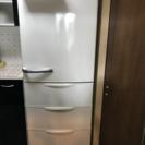 AQUAアクア355L冷蔵庫!2015年製!AQR-361D(W)