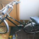 変速機能付き自転車