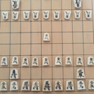 【将棋セット】木製/ 丸福 御将棋駒(箱あり)・将棋盤(折りたたみ...