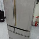 取りに来れる方限定!HITACHI(ヒタチ) 6ドア冷蔵庫 R-X...