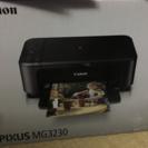 Canon MG3230 プリンター