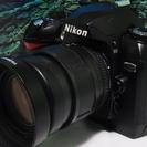 ☆ビギナー向け☆すぐ使えるセット♪ Nikon ニコン D70 レ...