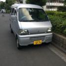 エブリィ 車検長い31年2月20日迄、コミコミ8万円