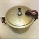 ピースター 圧力鍋 5.5リットル