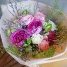 お花屋さん お祝いアレンジメント、花束のオーダー承ります☆
