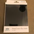 新品Kobo glo HD スリープカバー 黒
