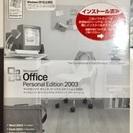 MicrosoftOfficepersonal 2003 正規品 ...