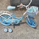 女の子用🎵子供自転車16インチ 🎵シナモンロール中古⭐