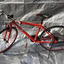 ☆Ferrari 28インチ ロードバイク 中古自転車☆調布市