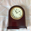 30年前のSEIKO置き時計(住友商事 贈) 骨董品
