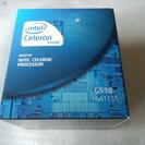 CPU Intel Cerelon G530 未使用品 BOX