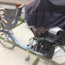 【取引中】3人乗り自転車