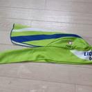 バンダナ 黄緑 (ロードバイク)