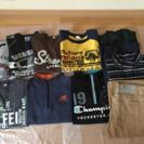 140男の子リサイクル洋服セット