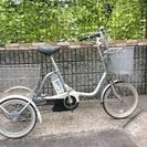 只今、商談中!ブリジストン 電動三輪自転車 アシスタワゴン