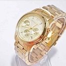 マイケルコース 腕時計 Michael Kors ゴールド MK5055