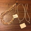 天然パール 真珠ネックレス3本セット
