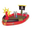 ビニールプール! 海賊船☆