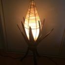 アジアンランプ 照明 フロアライト