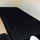 足つきシングルベッド