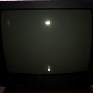 ブラウン管テレビ無料で差し上げます