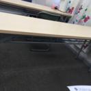 2枚組折りたたみテーブル