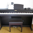 KAWAI 河合 電子ピアノ CN22R  高低自在椅子 ヘッドホン付