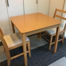 2人がけテーブル