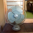超レトロ扇風機