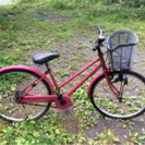 安くしました❣️小学生高学年から中学生位の自転車
