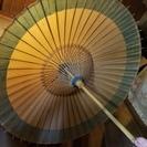 唐傘 からかさ 年代物