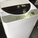 SHARP 洗濯機 5.5kg 2007年式