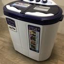 072409 3.6kg 洗濯機 2層式