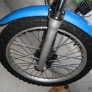 中古バイク TL125 トライアルバイク 希少種です。